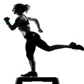 Exercise Aerobics Diet icon