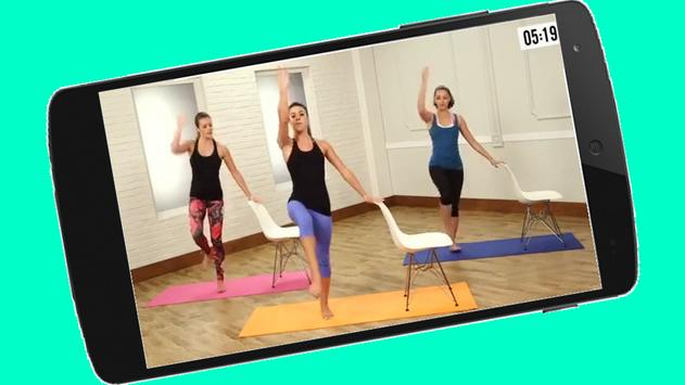 Exercise Aerobics Diet screenshot 8