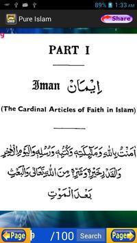 Pure Islam screenshot 2