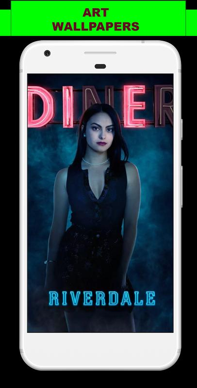Betty And Veronica Pretty Riverdale Wallpapers For Android Apk
