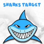 Sharks Target Shooting icon