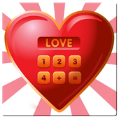 Calculator Love icon