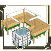 Aquaponics design ideas icon