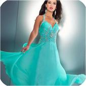 Aqua Wedding Dresses icon