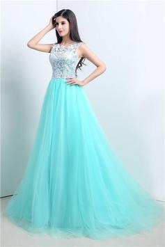 Aqua Wedding Dresses screenshot 2