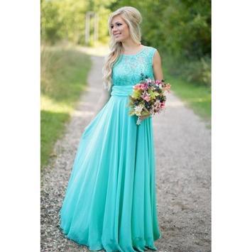 Aqua Wedding Dresses screenshot 8