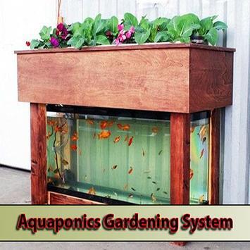 Aquaponics Gardening System poster