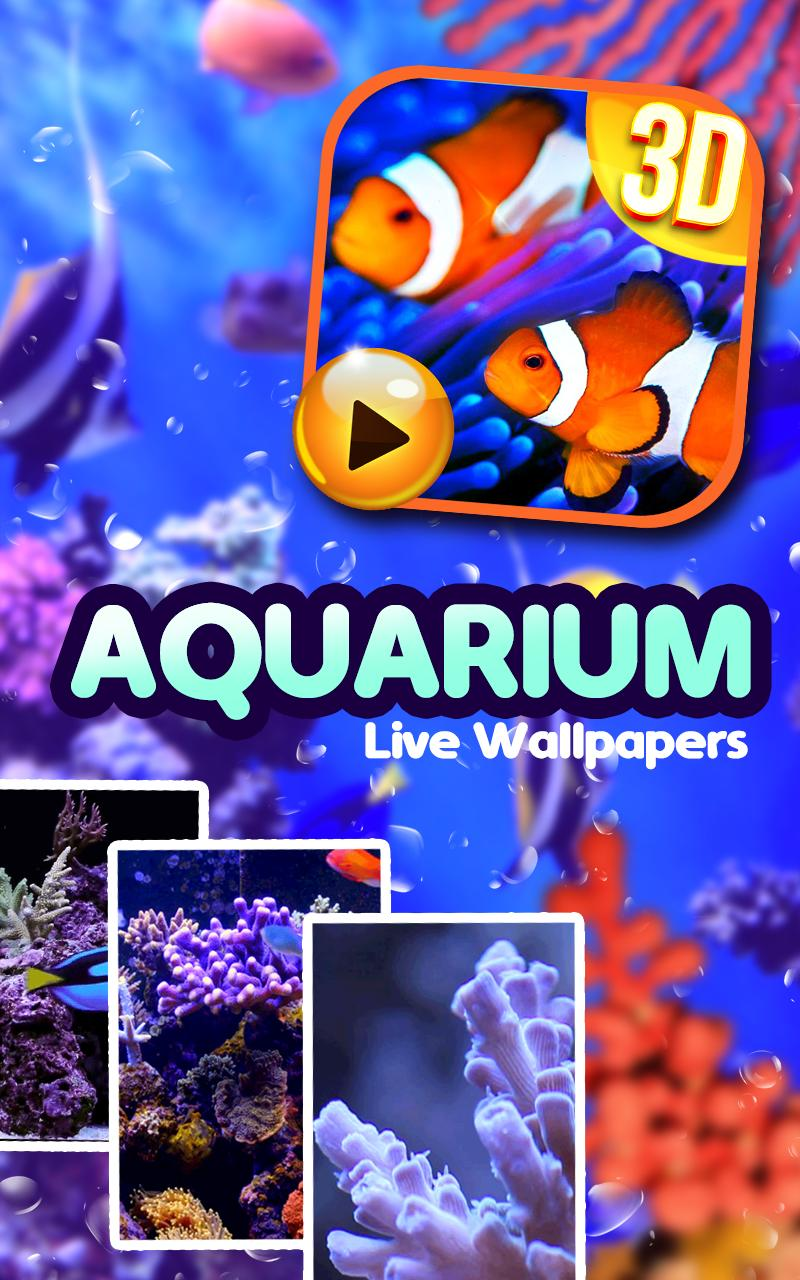 Acquario Sfondo Animato For Android Apk Download