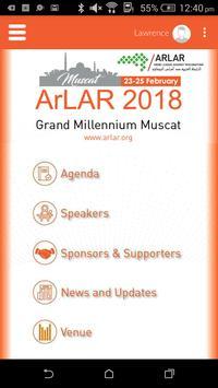 ArLAR 2018 apk screenshot