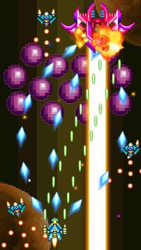 Galaxy Attack: Hero Legends apk screenshot