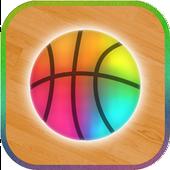 Basketball Ball - Color Swap icon