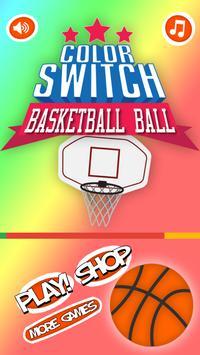 Basketball Ball - Color Swap poster
