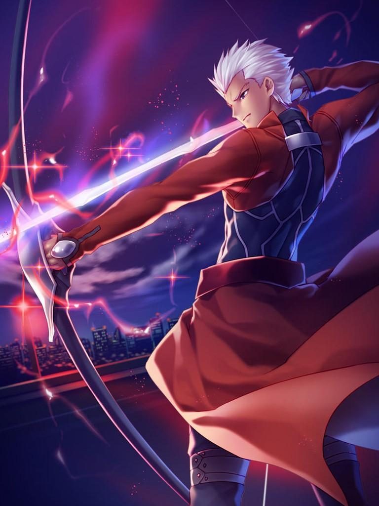 Android 用の Archer Fate Stay Wallpaper Hd Apk をダウンロード