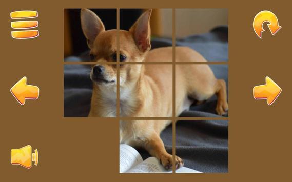 Puppy Puzzle screenshot 4