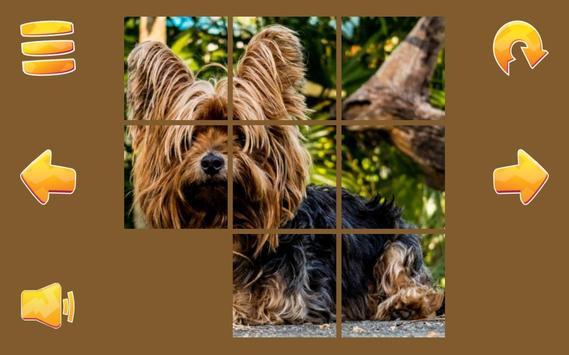 Puppy Puzzle screenshot 5