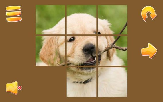 Puppy Puzzle screenshot 1