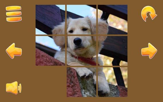 Puppy Puzzle screenshot 2