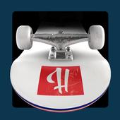 Hoodrip Skateboarding icon