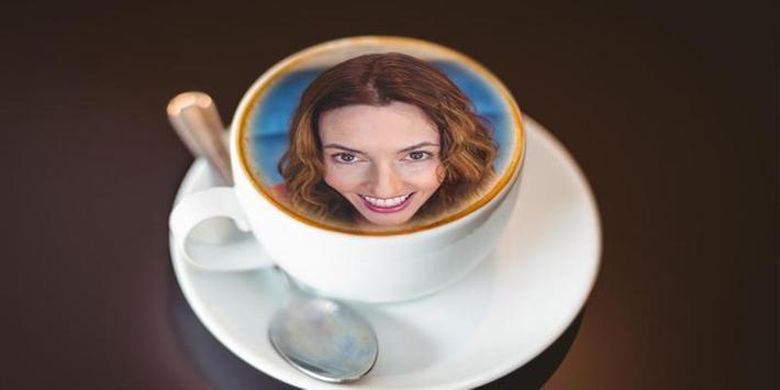 ضعي صورتك في فنجان قهوة (جديد) screenshot 3