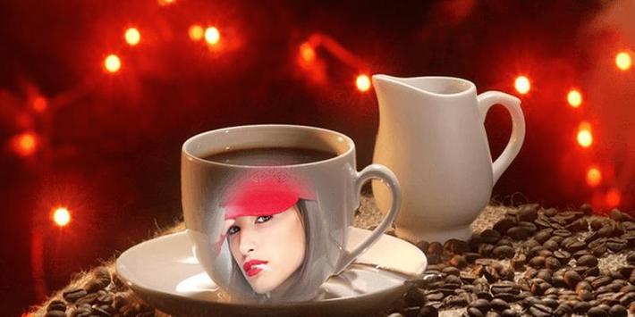 ضعي صورتك في فنجان قهوة (جديد) screenshot 4