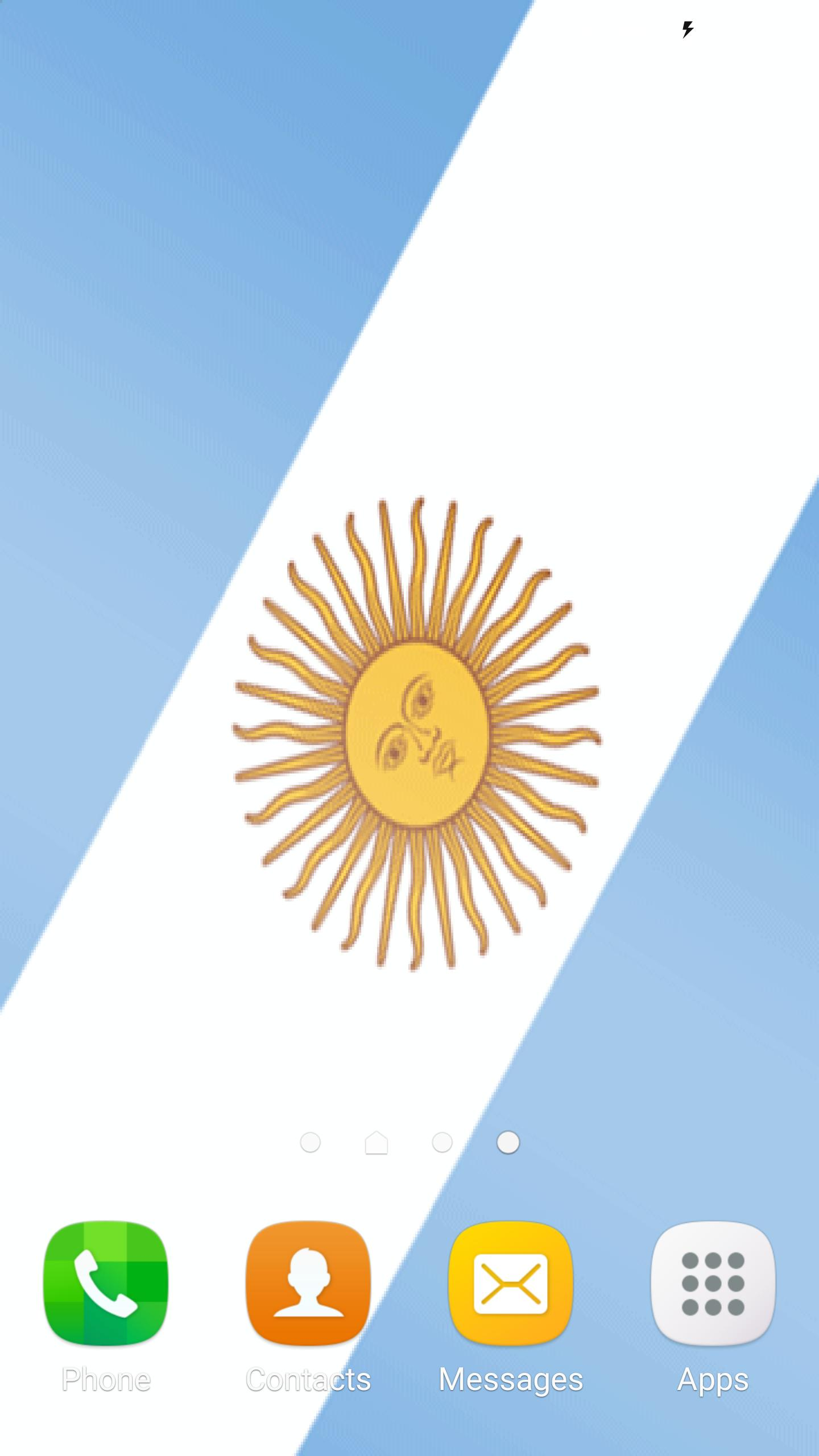 Bendera Argentina Animasi Gif For Android Apk Download