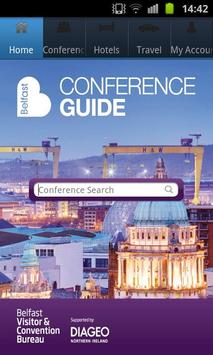 Belfast Conference Guide poster