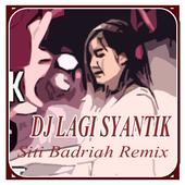 Lagu Lagi Syantik Siti Badriah Remix icon