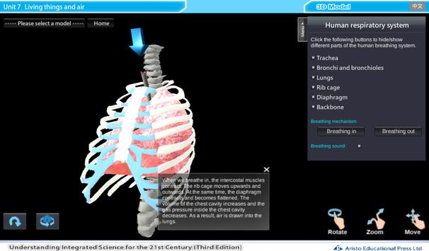 Aristo IS 3D Model Library screenshot 3