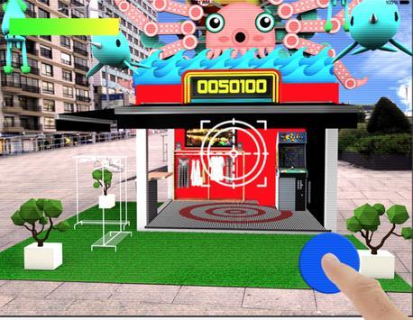 Marisquiño Game apk screenshot