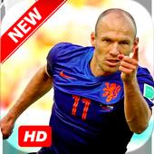 Arjen Robben Wallpapers icon