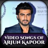 Video songs of Arjun Kapoor icon