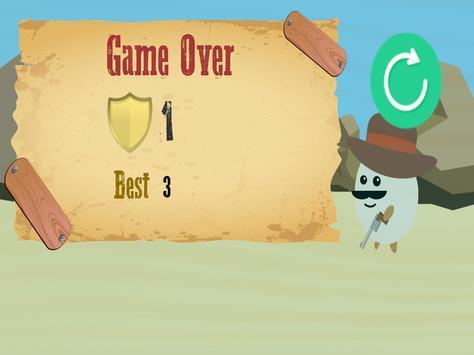 Cowboy Math : Egg Gunner Kids apk screenshot