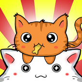 Catzilla: The Fat Cat clicker icon