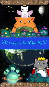 Catzilla: The Fat Cat clicker screenshot 1