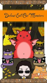 Catzilla: The Fat Cat clicker screenshot 2