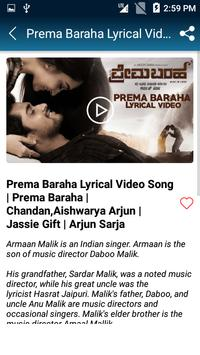 Armaan Malik Songs - Hindi Video Songs screenshot 4