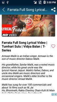 Armaan Malik Songs - Hindi Video Songs screenshot 5