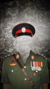 Army Photo Suit Editor apk screenshot