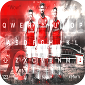 Keyboard For Arsenal Fans icon