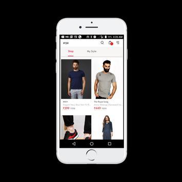 Arpa Online Shopping App screenshot 4