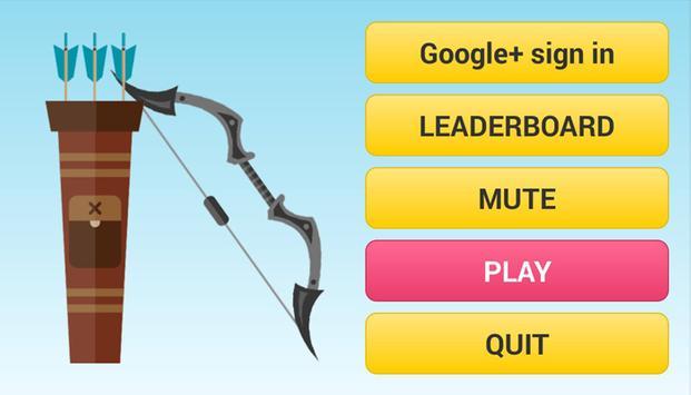 Arrows War (archery) poster