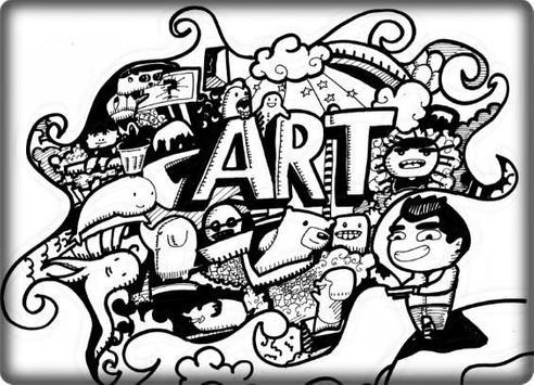 Art Drawing Doodle New screenshot 2