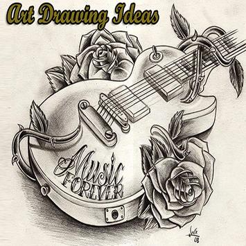 Art Drawing Ideas poster
