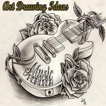 Art Drawing Ideas screenshot 12