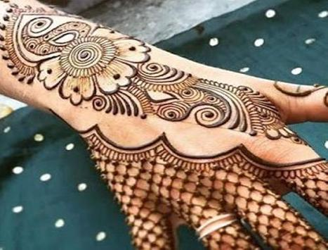 Art Painting Mehndi screenshot 1