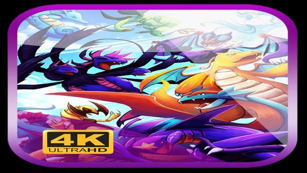 Art Pokemon Wallpapers HD screenshot 5