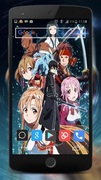 Art SAO Wallpaper HD screenshot 2
