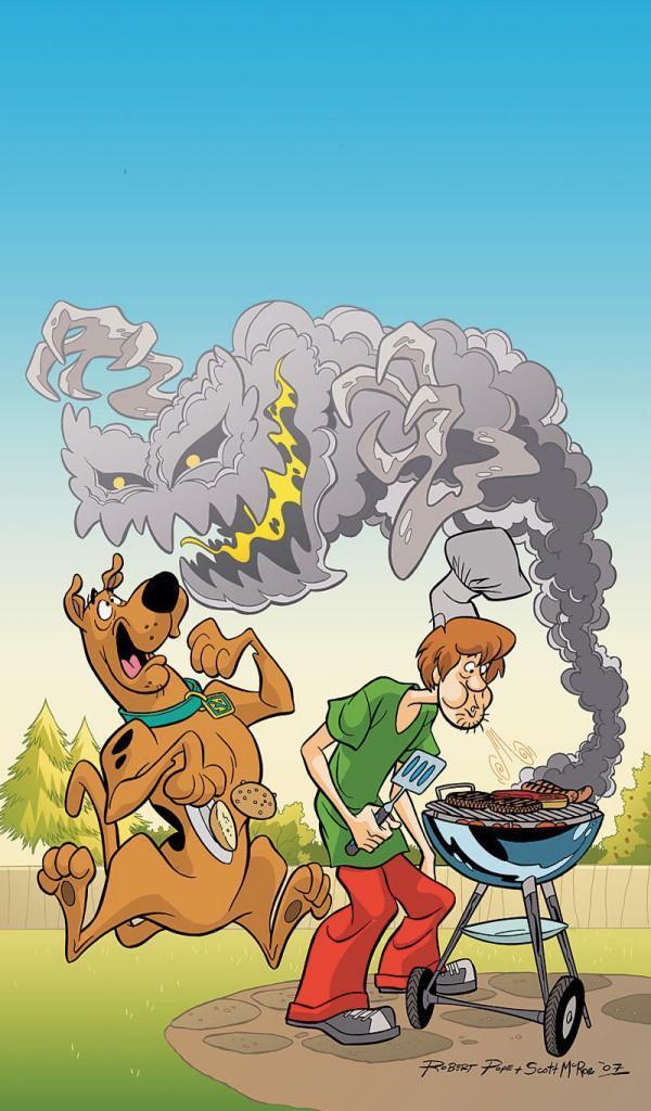 Scooby Doo Wallpapers Hd для андроид скачать Apk