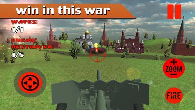 Artillery Russian antifascists apk screenshot