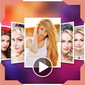PhototoVideo : Slideshow Maker icon